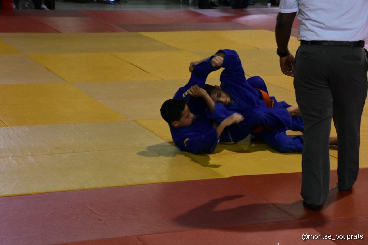 Asojudina hará Gran Torneo Invitacional de judo este sábado