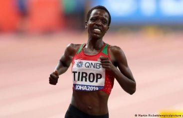 Detienen al marido atleta Tirop como sospechoso de su asesinato