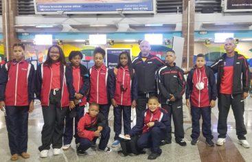 Infantiles competirán en Panam tenis de mesa en Ecuador
