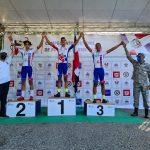 Fernández y Espiritusanto, campeones del Caribe de Ciclismo