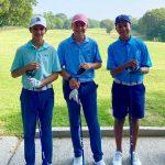 Then, Elías y Mar Aybar lideran sus categorías en Tour Juvenil de Fedogolf