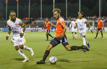 Cibao FC y Atlético Vega Real empatan en inicio final LDF
