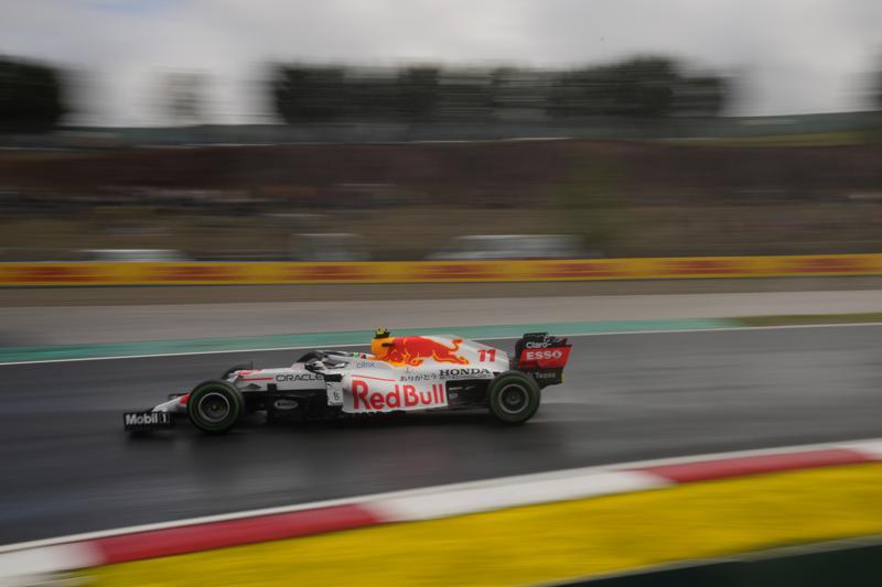 Gasly supera a Pérez en última práctica de GP de Turquía