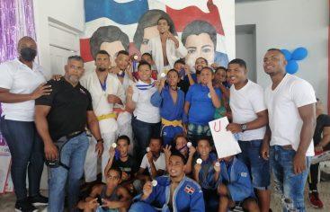 Asociación de Judo Provincia Duarte gana torneo invitacional