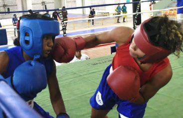 Carrera, Alcántara y De los Santos  ganan oro en invitacional internacional de boxeo en Boyá