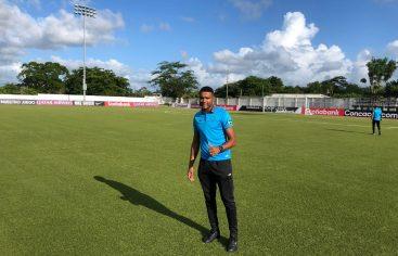 Randy Encarnación designado en partido eliminatoria Catar 2022