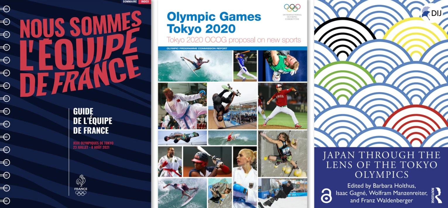 Las publicaciones de Tokio 2020 ya están disponibles en la Biblioteca Mundial Olímpica