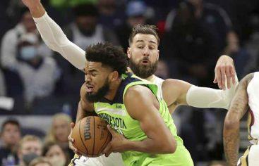Chris Duarte lideró a los Pacers; Towns brilla a la ofensiva