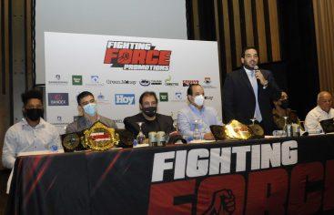 Fighting Force anuncia cartelera MMA con diez combates