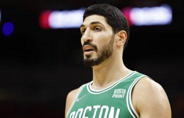 Opinión de Kanter sobre el Tíbet saca Celtics fuera mercado chino