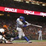 Dodgers ganan a Gigantes y avanzan a la Serie de Campeonato de la Liga Nacional