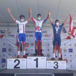 Fernández y Espiritusanto, oro en Campeonato del Caribe ciclismo