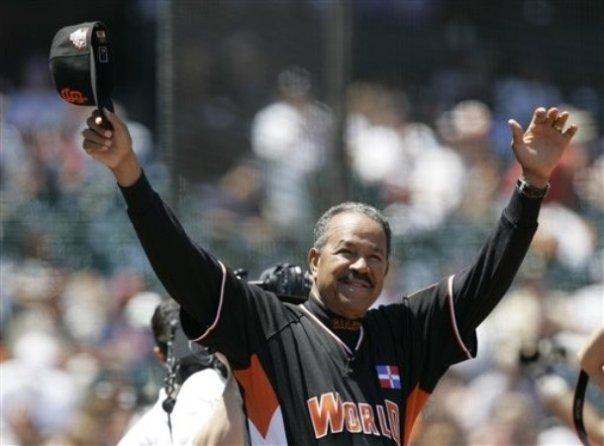 Reconocerán con el premio Juan Marichal a dominicano más destacado de la MLB