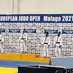 Ana Rosa gana bronce en el Málaga European Open de Judo