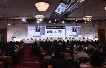 Elecciones de ACNO se celebrarán en Seúl después de la adjudicación de la AG 2022