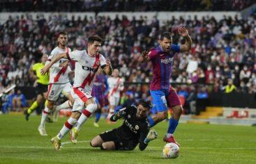 Rayo Vallecano agudiza la crisis del Barcelona en La Liga