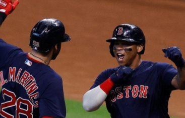 Medias Rojas apalea a los Astros y toma ventaja en la serie LA