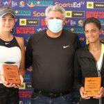 Vyrlan/Bhakta y Niño/Cano, campeones de dobles Copa Mangú