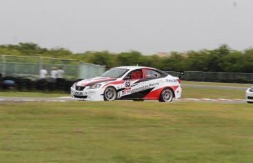 Alfredo Najri y José R. Leroux triunfan en segunda fecha GP autos