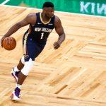 Zion Williamson se perderá el inicio de la temporada NBA