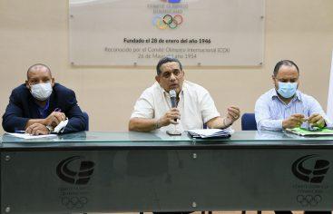 COD oficializa inscripción atletas para los Panam Juveniles Cali-Valle 2021