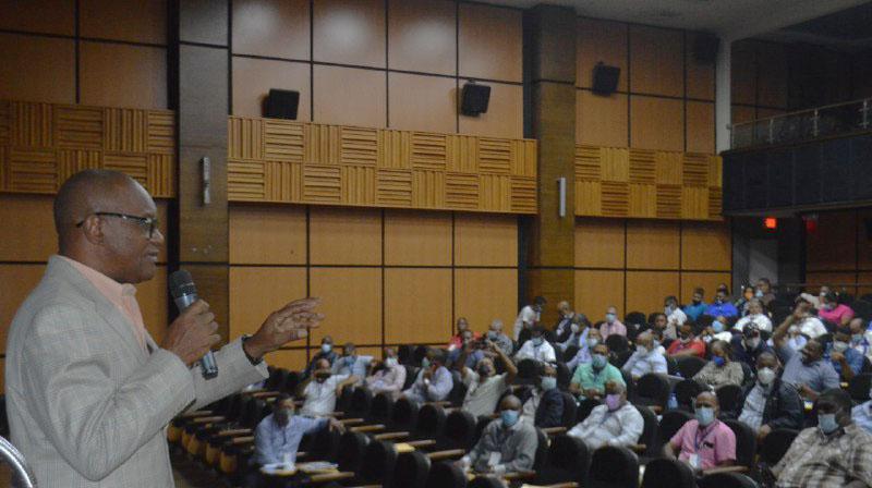 INEFI realiza Congreso Técnico para Convivencias Curriculares