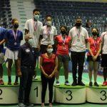 Selección RD sobresale en Bádminton Santo Domingo Junior 2021