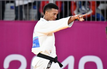 Judocas superiores competirán en el Málaga European Open