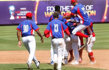 Nueve jugadores cubanos desertaron en Mundial U-23