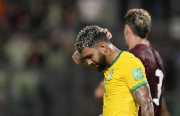 Brasil remonta ante Venezuela y mantiene invicto
