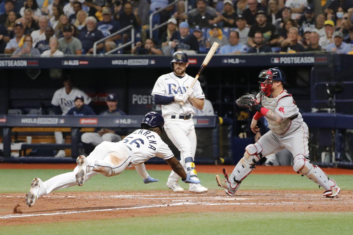 Tampa pica delante en Serie Divisional; Astros apalean a Medias Blancas
