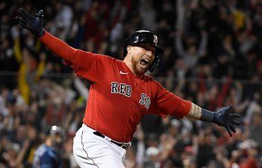 Boston toma la delantera con dramático partido; Chicago evita barrida