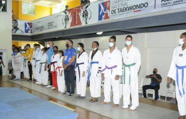 Resaltan talentos en inicio campeonato nacional de taekwondo