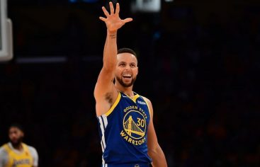 Warriors propina revés a Lakers; Bucks se impone ante los Nets