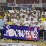 Areperos derrotan a Constituyentes y conquistan primer campeonato Liga de Desarrollo