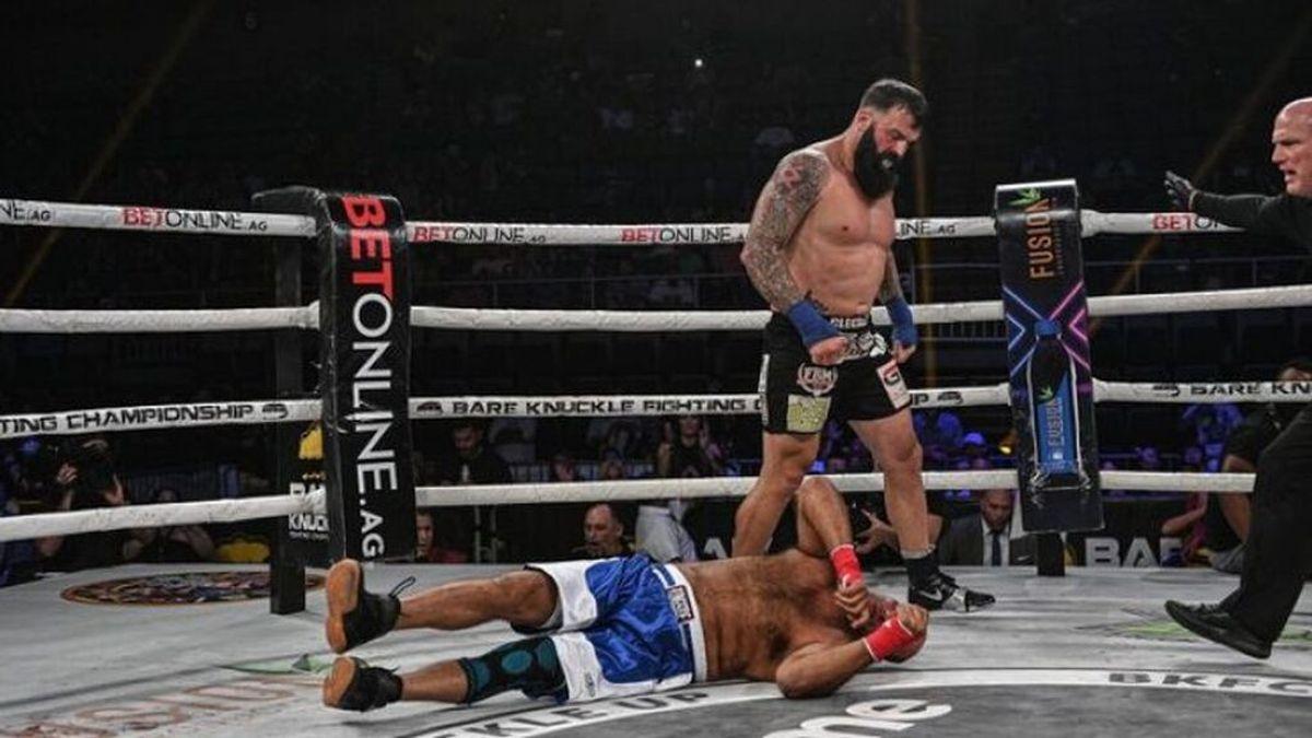 Muere luchador Justin Thornton tras recibir un duro nocaut