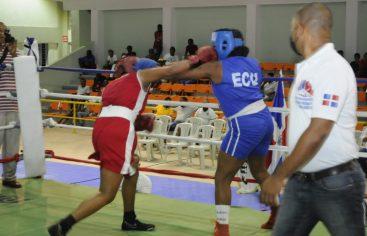 Contres, Núñez, Alcántara y Carrera, a final amistoso boxeo Sabana Grande de Boyá