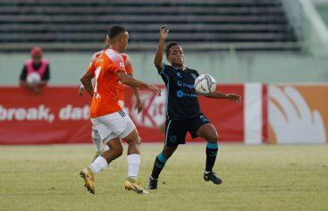 Pantoja y Cibao FC disputarán la final del Sub-18 este viernes