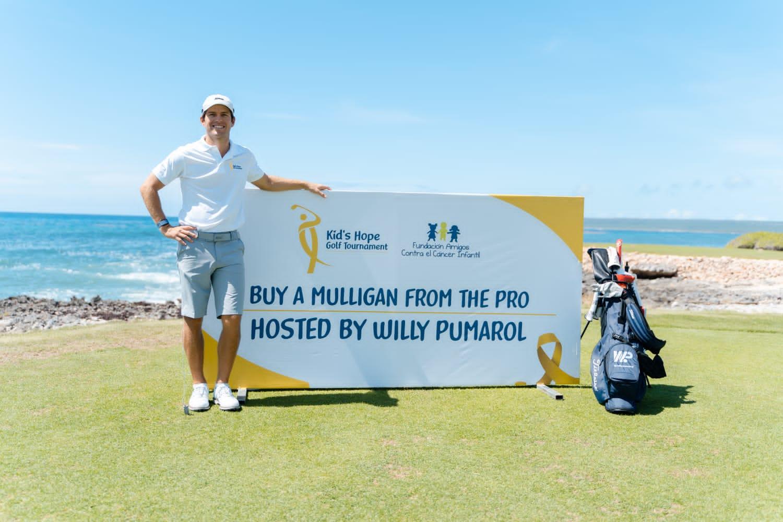 Las victorias de Willy Pumarol dan esperanza a niños con cáncer