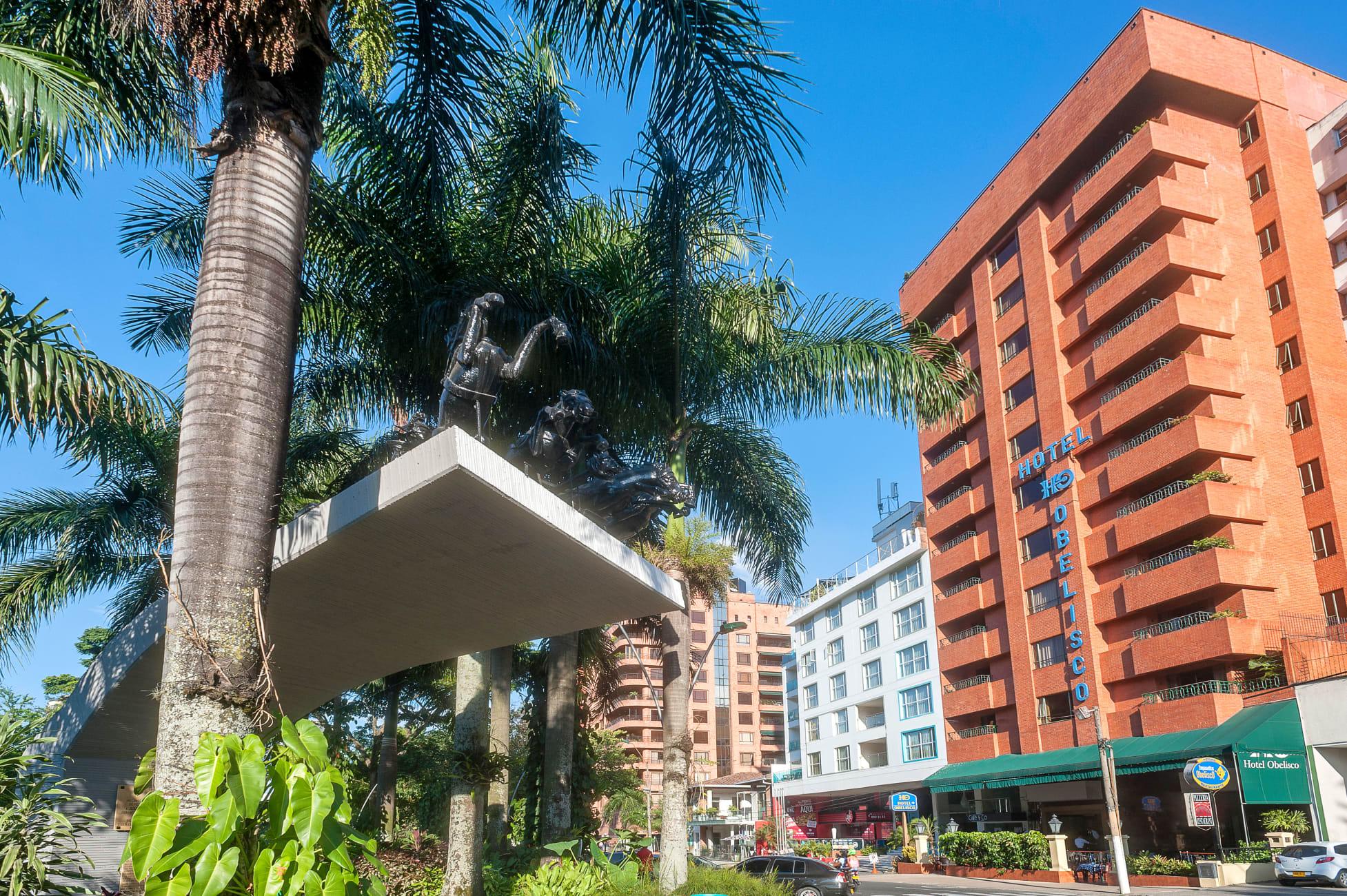 Delegación RD se hospedará en el hotel Obelisco de Cali - Valle 2021