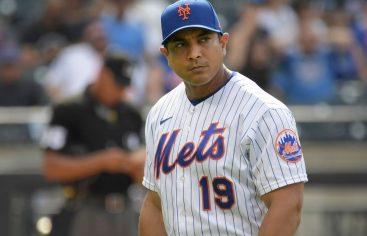 Luis Rojas no regresará como dirigente para 2022