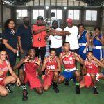 Selección juvenil de RD Campeón Copa Esmeralda de Boxeo