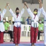 Inauguran Campeonato Nacional de Taekwondo
