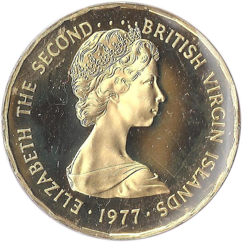 Collectgram | 100 Dollars - Elizabeth II (Silver Jubilee) - British