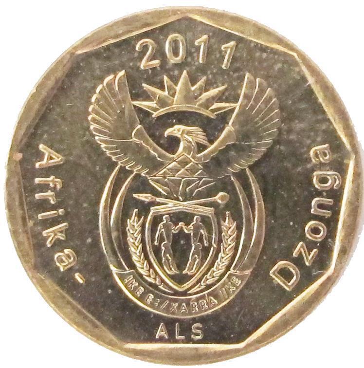 Collectgram | 20 Cents (Tsonga Legend - Afrika-Dzonga