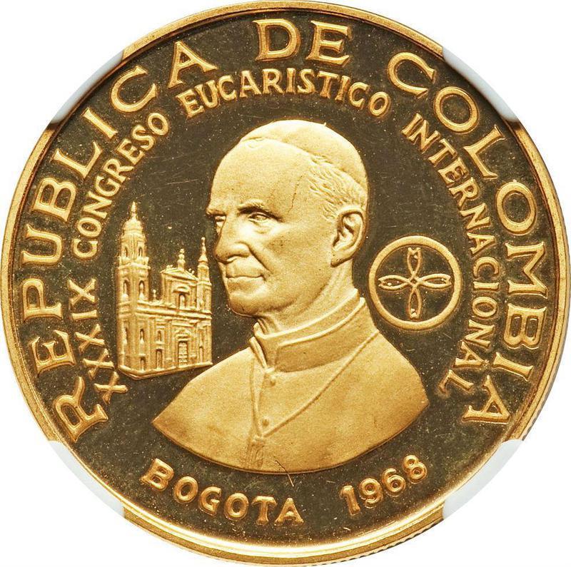 Collectgram   300 Pesos (International Eucharistic Congress