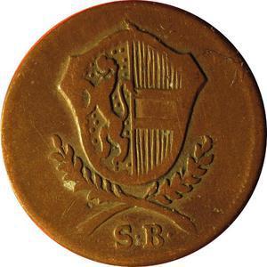Coin 2 Pfennig - Hieronymus von Colloredo  obverse