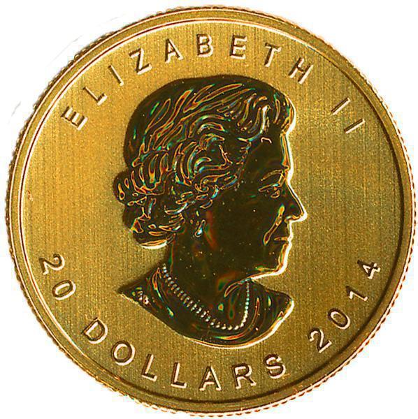 Collectgram | 20 Dollars - Elizabeth II (4th Portrait
