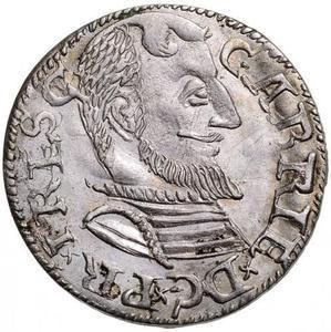 Coin 3 Garas - Gábor Báthori (1608-1613)  obverse
