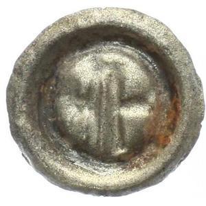 Coin Bracteate Heller  reverse
